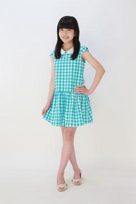 小学生 モデルオーディション写真