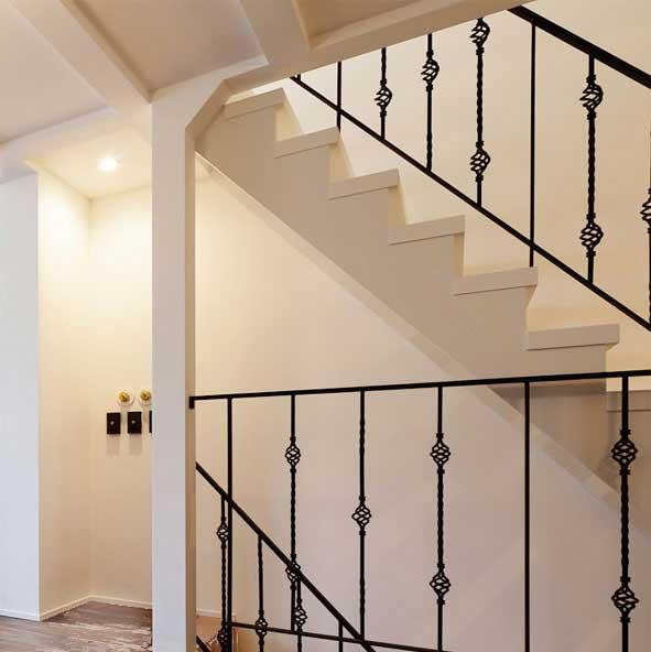 階段で撮影可能