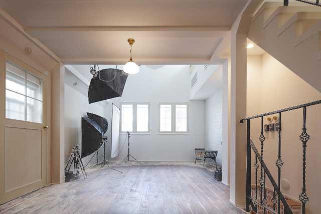 宣材写真 スタジオ
