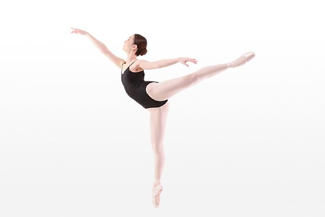 アラベスク バレエ団 オーディション写真