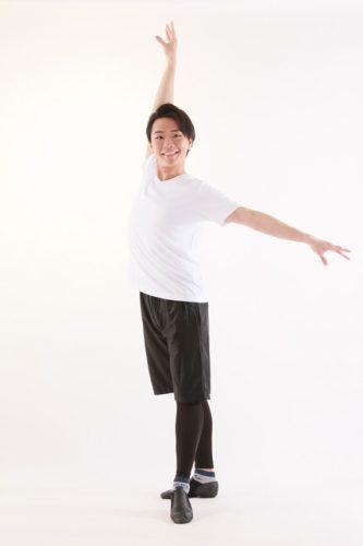 男性テーマパーク写真