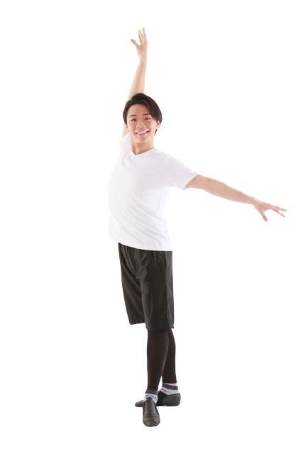 男性 テーマパークオーディション写真