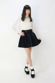 中学生モデル