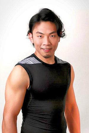 格闘家 プロフィール写真